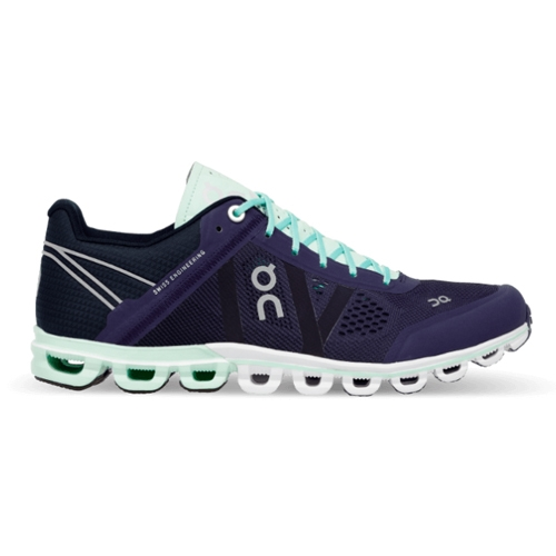 On Cloudflow Women's Dawn/Jade