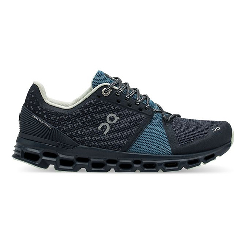 On Cloudstratus Women's Navy/Dust
