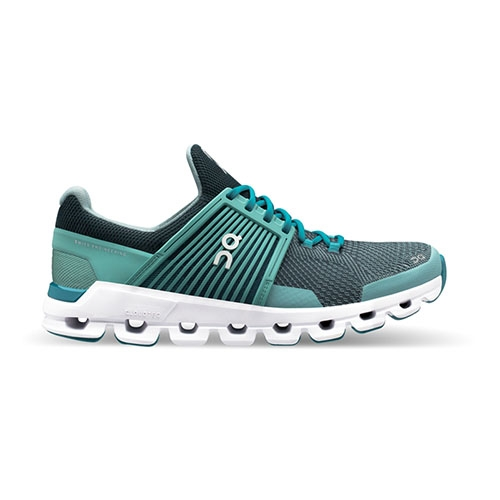 On Cloudswift Women's Teal/Storm