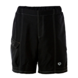 PI Junior Kids MTB Short Unisex Black