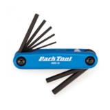 ParkTool AWS-10 Folding Hex Set