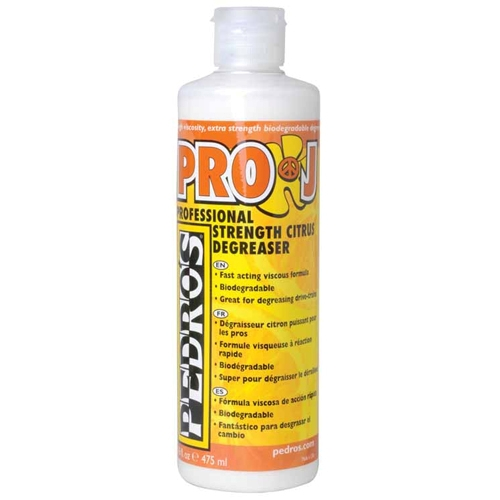 Pedros Pro J Professional 16OZ/475ML Citrus Degreaser