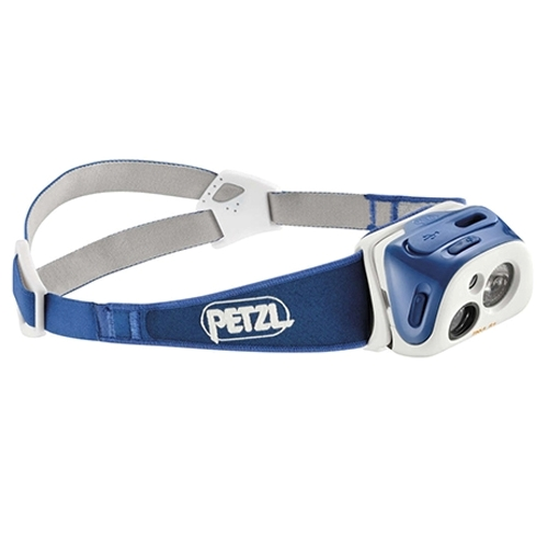 Petzl Tikka R+ Headlamp Blue