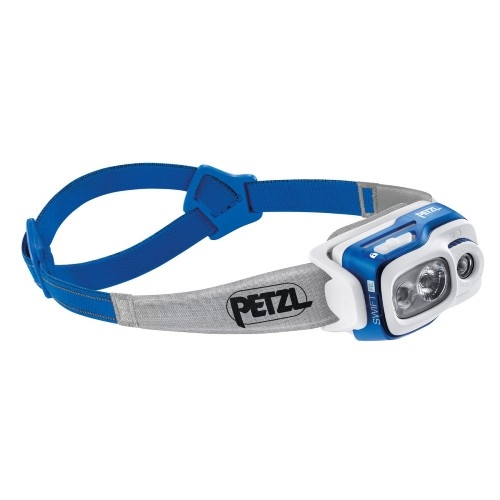 Petzl-SWIFT-RL-900-lumens Blue