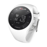 Polar M200 Optical HR & GPS White M/L