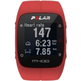 Polar M400 GPS w/ HR Unisex Red
