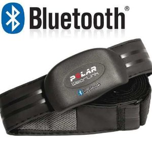 Polar WearLink + HR Bluetooth w/Bluetooth