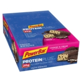 PowerBar Protein Plus Case 15 Cookies & Cream