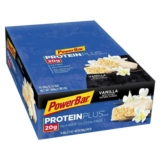 PowerBar Protein Plus Case 15 Vanilla Yogurt