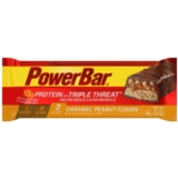 PowerBar Triple Threat Bar 53g Caramel Peanut Fusion