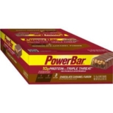 PowerBar Triple Threat Case 15 Chocolate Caramel Fusion
