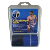 Pro-Tec Kinesiology Tape Pre-Cut Kinesiology Tape Blue