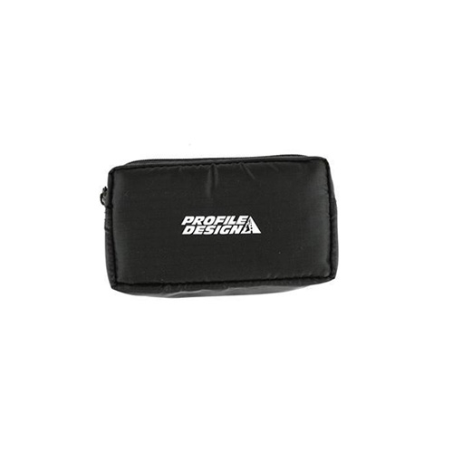 Profile Nylon Pouch Small Black - Profile Design Style # P-SZP-S C18