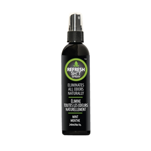 REFRESHSH*T Spray 240ml Eliminates All Odors Naturally -  Style # RF8oz