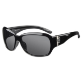 Ryders Akira Polarized Black-White Gloss/Grey Lens
