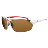 Ryders Binder Interchangeable Shiny White/Red Lens
