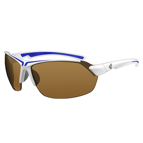 Ryders Binder Interchangeable White-Blue/Brown/Clear Lens