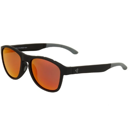 Ryders Bourbon Polarized AR Matte Black/Grey Lens