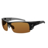 Ryders Caliber Interchangeable Black//Brown/Clear/Orange Lens