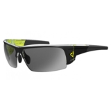 Ryders Caliber Poly Black-Yellow/Grey Lens