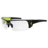 Ryders Caliber Poly Black-Yellow/Clear