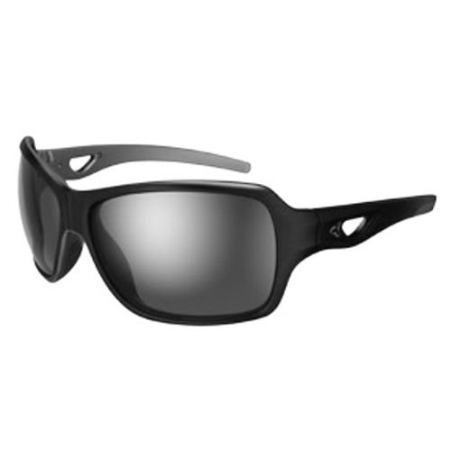 Ryders Carlita Velo-Polar Black-Silver/Grey Anti-Fog