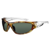 Ryders Cypress Polarized Demi Tortoise/Green Lens