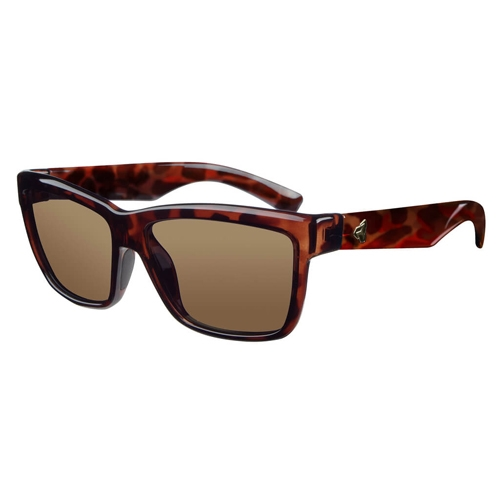 Ryders Empress Polar Brown Tortoise/Brown Lens