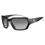 Ryders Face Polarized Black Matte/Grey Lens