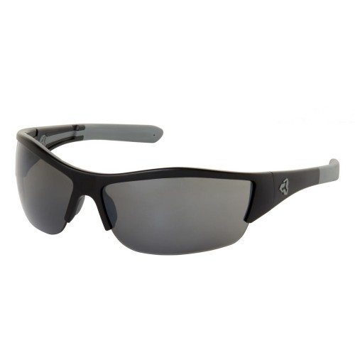Ryders Fifth Polar Matte Black-Grey/Grey Lens