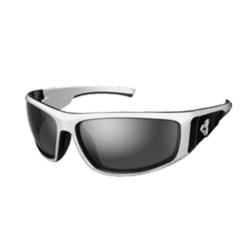 Ryders Howler White-Black/Grey Anti-Fog
