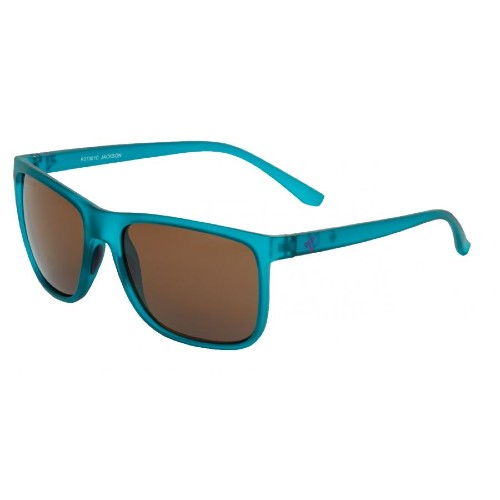 Ryders Jackson Matte Xtal Teal/Brown Lens