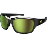Ryders Khyber Black-Gold/Green Lens Gold FM