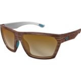 Ryders Loops Wood Grain/Brown Lens