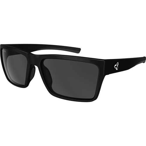 Ryders Nelson Velo-Polar Matte Black/Dark Grey Lens