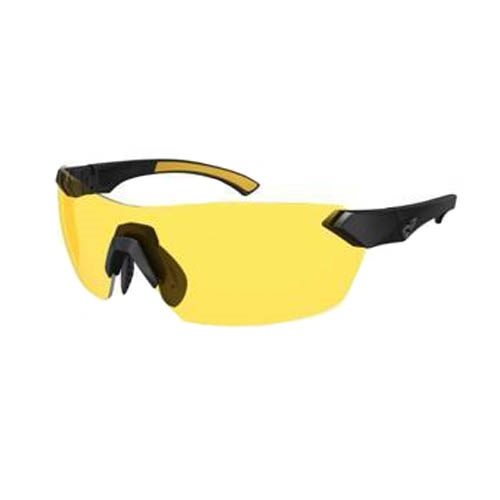 Ryders Nimby Matte Black/Yellow