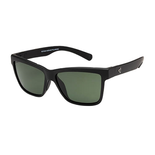 Ryders Norvan Polar Matte Black/Green - Ryders Style # R07404A S19