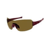Ryders Pace Dark Red Matte/Brown