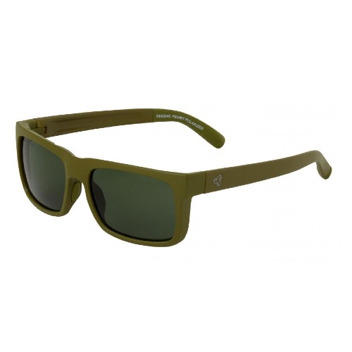Ryders Pemby Polarized AR Army Green Matte/Green Lens