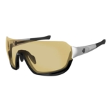 Ryders Roam FYRE Anti-Fog White-Black/Yellow-Brown