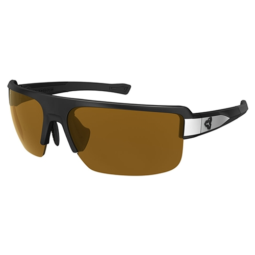 Ryders Seventh Anti-Fog Black-White/Brown