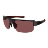 Ryders Seventh Anti-Fog Black Dark Red/Rose