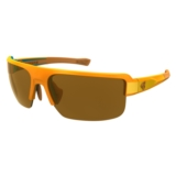 Ryders Seventh Polar Anti-Fog Orange Yellow Blue/Brown