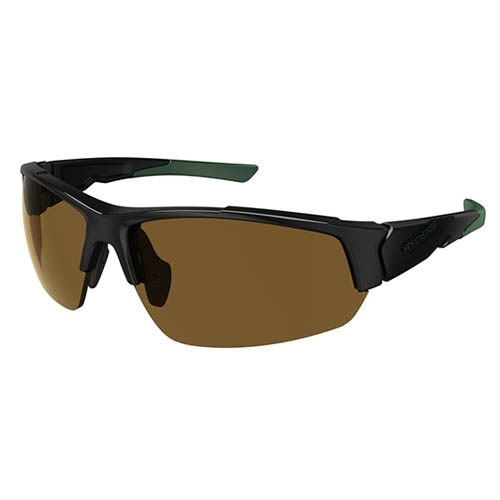 Ryders Strider Anti-Fog Black-Green/Brown