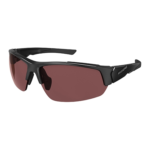Ryders Strider Anti-Fog Black-Red/Grey