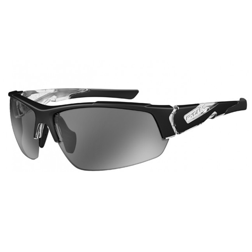 Ryders Strider Black Matte/Grey Lens