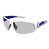 Ryders Strider White-Blue/Clear Lens