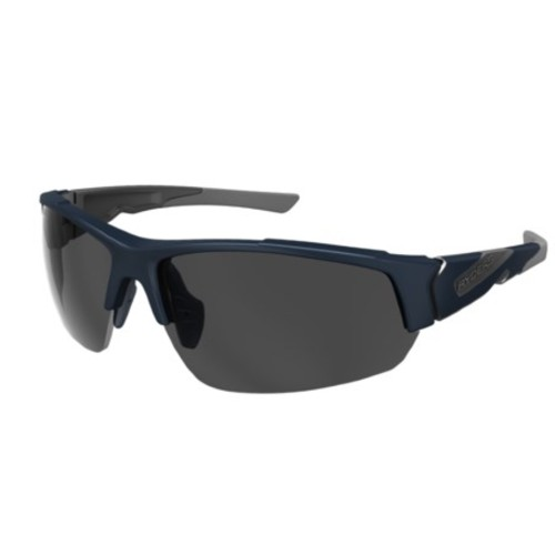 Ryders Strider Photo Matte Dark Blue-Grey/Grey Lens