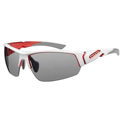 Ryders Strider Photochromic White/Red