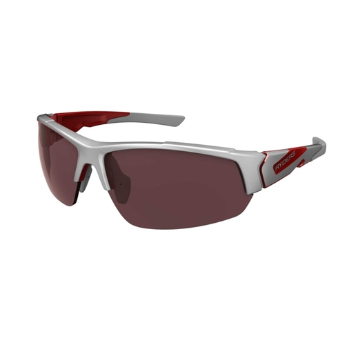 Ryders Strider Velo-Polar White Red/Rose Anti-Fog